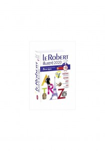 Robert illustre & son dictionnaire en ligne 2020 z pendrivem
