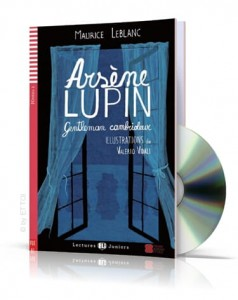 Arsène Lupin, gentleman cambrioleur + CD audio