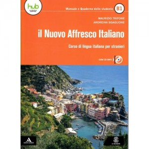 Il Nuovo Affresco Italiano B1 - libro + quaderno dello studente + CD-audio MP3