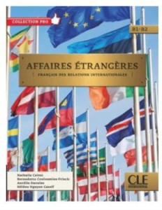Affaires étrangères B1-B2 + CD mp3