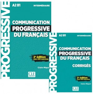 Communication progressive du français intermediaire - zestaw 1