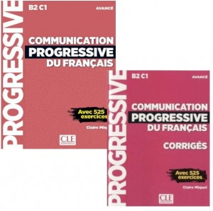 Communication progressive du français avance - zestaw 1