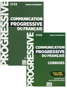 Communication progressive du français perfectionnement - zestaw 1