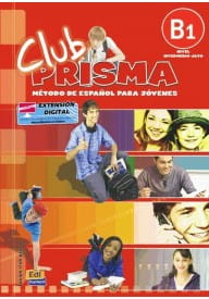 Club Prisma B1 podręcznik + CD audio