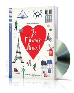 Je t'aime Paris ! + CD audio