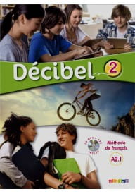 Decibel 2 - podręcznik + CD MP3 + DVD