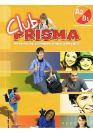 Club Prisma A2/B1 podręcznik + CD audio